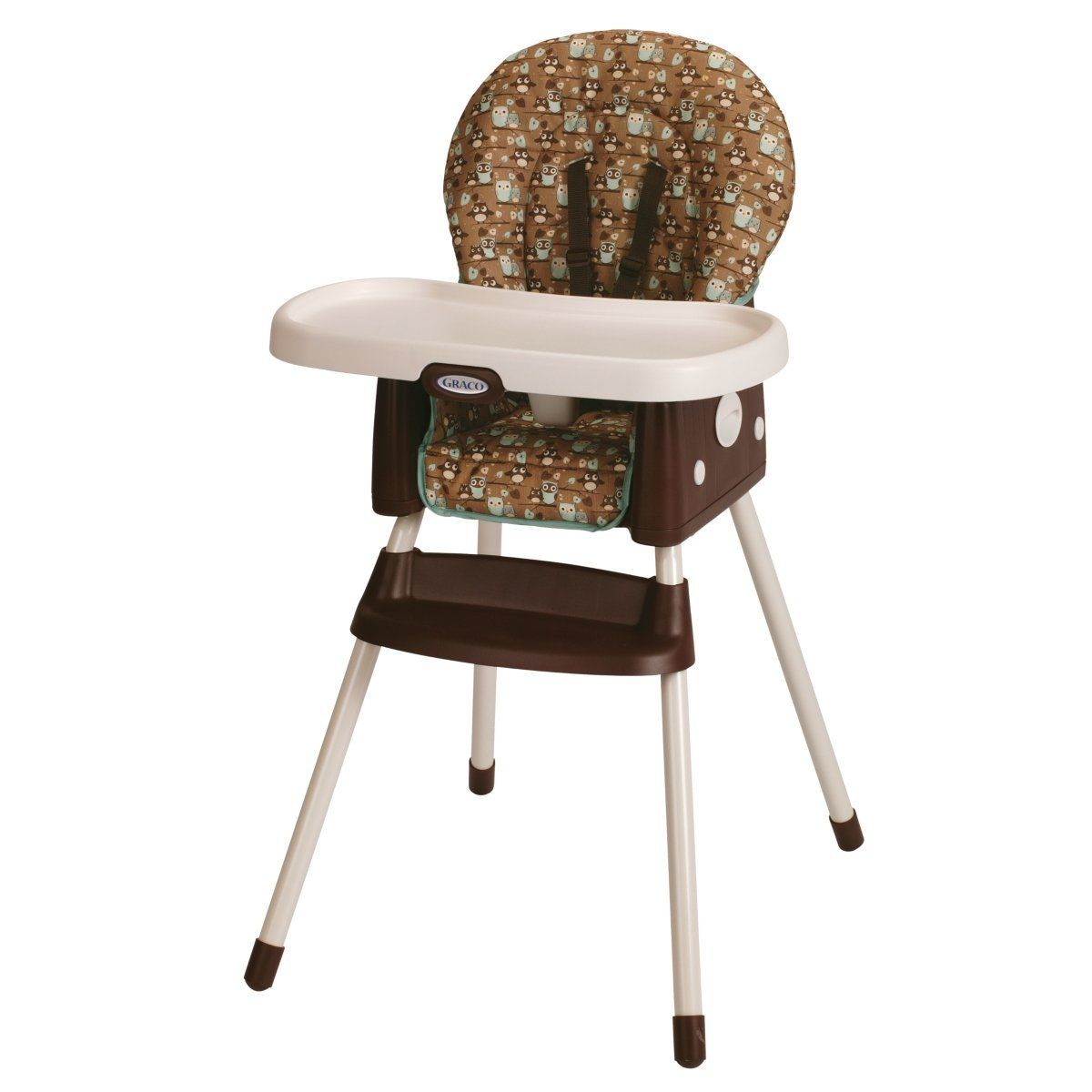 Graco Simpleswitch Convertible High Chair And Booster Little Hoot
