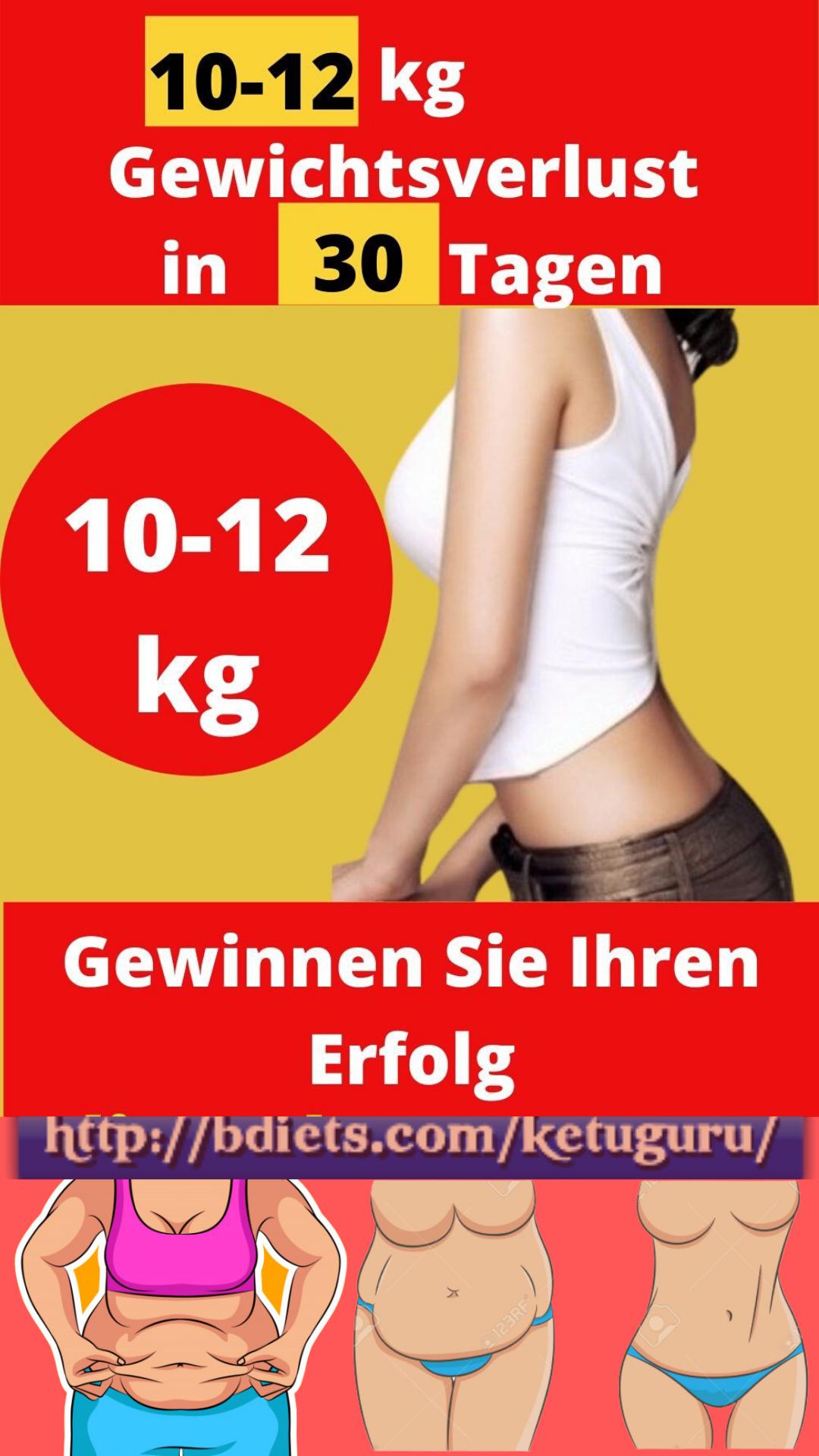 Diätplan zum Abnehmen in 30 Tagen