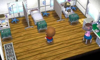 Image of: Waiting Room Animal Crossing Happy Home Designer Hospital Room Pinterest Animal Crossing Happy Home Designer Hospital Room Animal Crossing