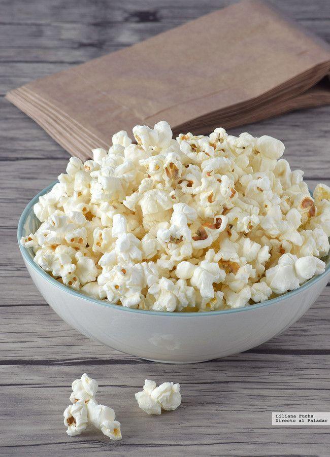 Cómo hacer palomitas en el microondas para tus sesiones de cine y ...