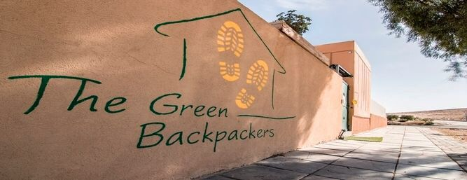 The Green Backpackers Hostel -- Mitzpe Ramon Israel