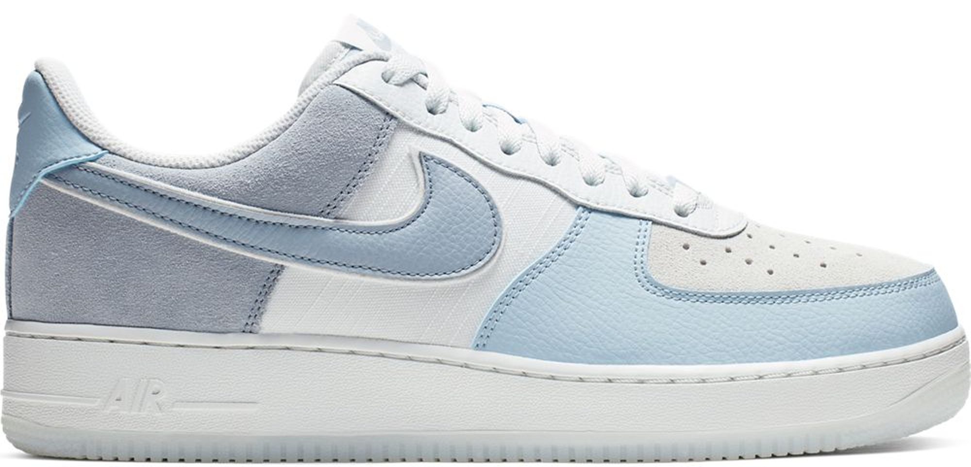 Nike Air Force 1 Low Light Armory Blue Obsidian Mist Nike Shoes Air Force Custom Nike Shoes Nike Air Shoes