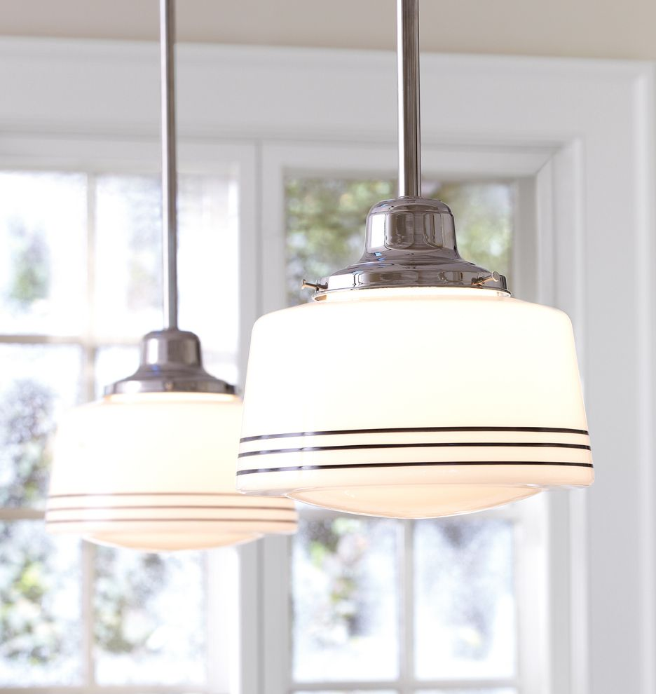 Rose city 6 pendant schoolhouse light kitchens and lights rose city 6 pendant aloadofball Gallery