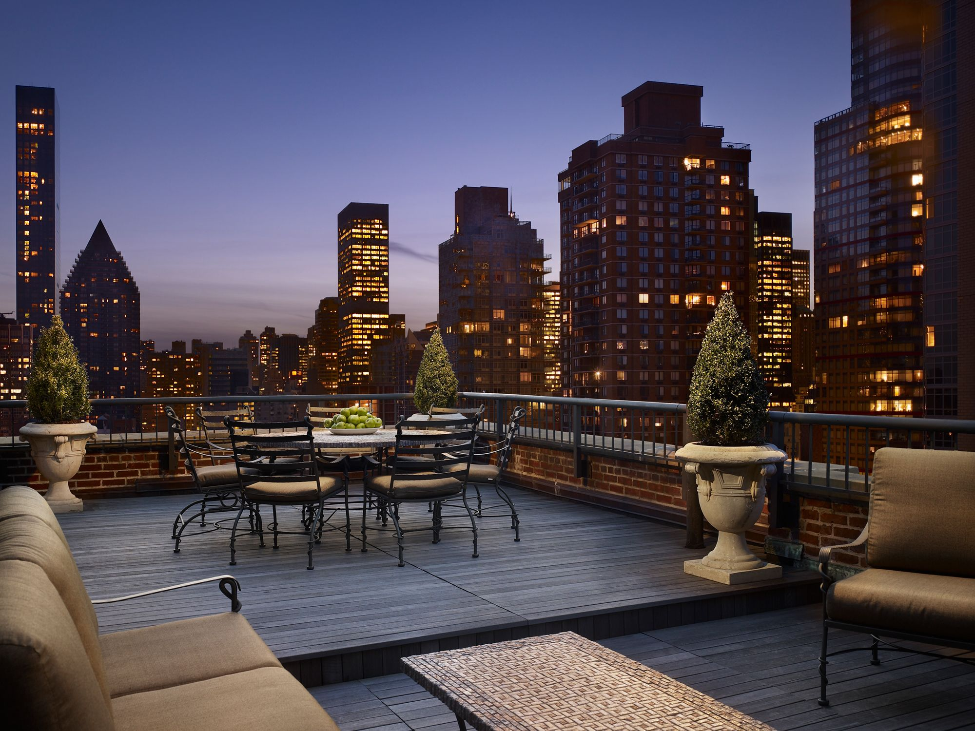 Luxury Furnished Residences For Ownership In New York City ...
