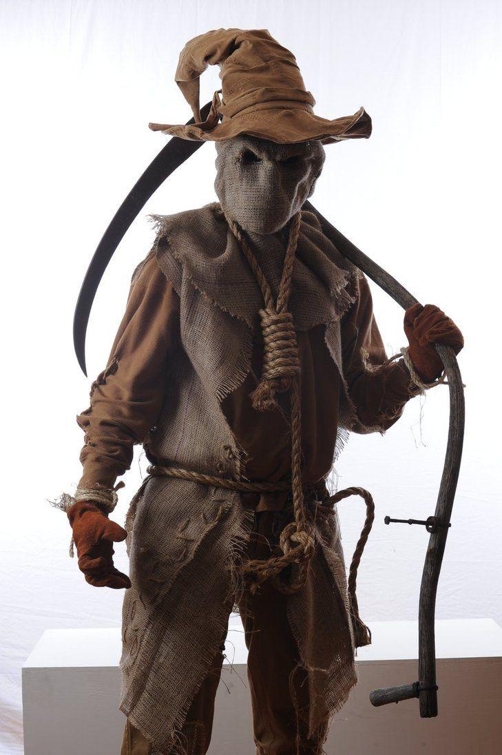 David Scarecrow 1a by *jagged-eye on deviantART