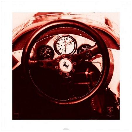 Ferrari plakat - F1 Vintage 312 F1 66   FERRARI PICTURES   Fbutik   Scuderia Ferrari Collection