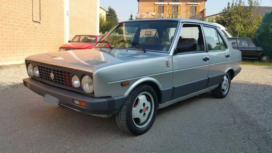1982 Fiat 131 131 Abarth Classic Driver Market
