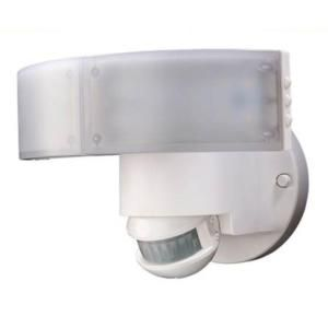 Defiant 180 Degree White Led Motion Outdoor Security Light Dfi