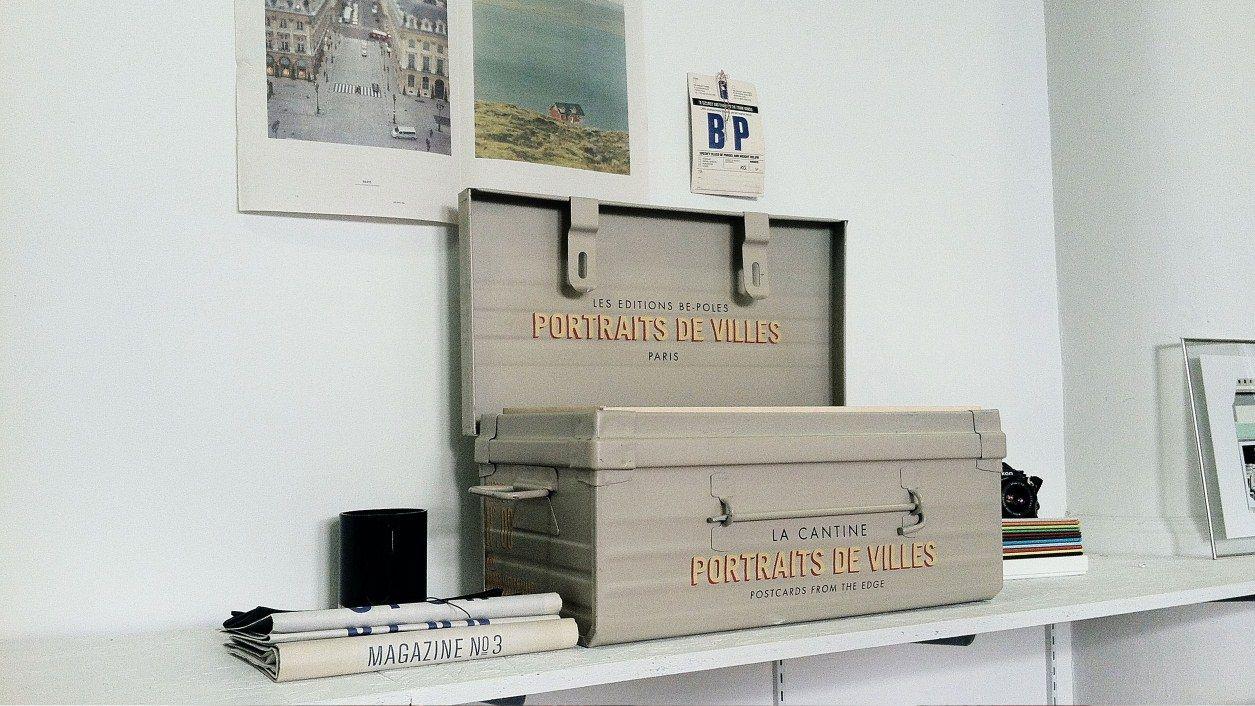 be-poles - Portraits de Villes — #Books Carte blanche, un artiste, une ville. Des livres rares de collectionneur.