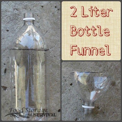 Insert 2 liter bottle anal