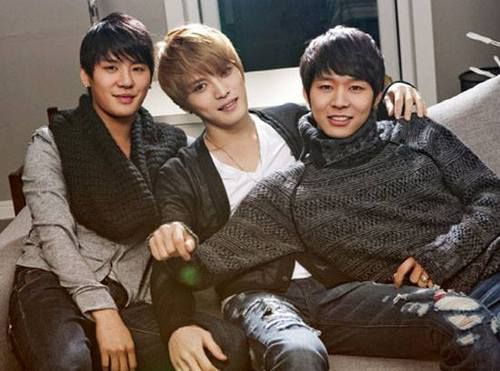 Fotos Da Linha Do Tempo Jrock And Kpop Style Via Facebook Jaejoong Tvxq Jyj