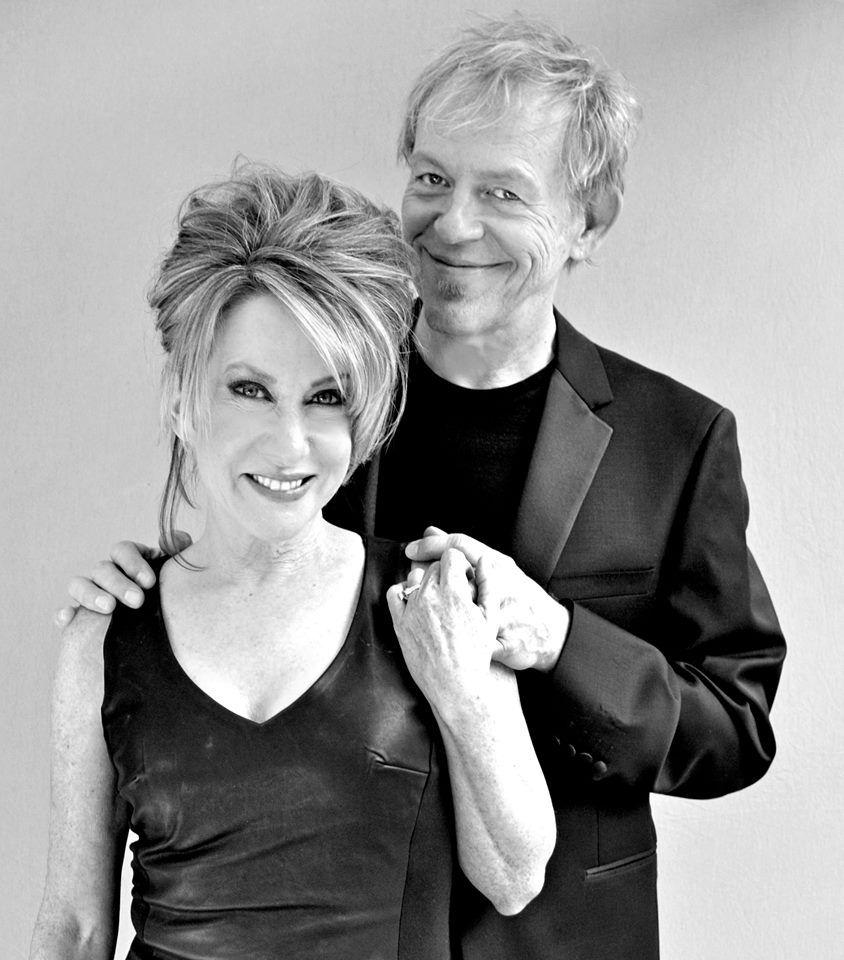 janelle and robin / jon van gilder photography  #photo #singers #janellesadler  #robinswenson