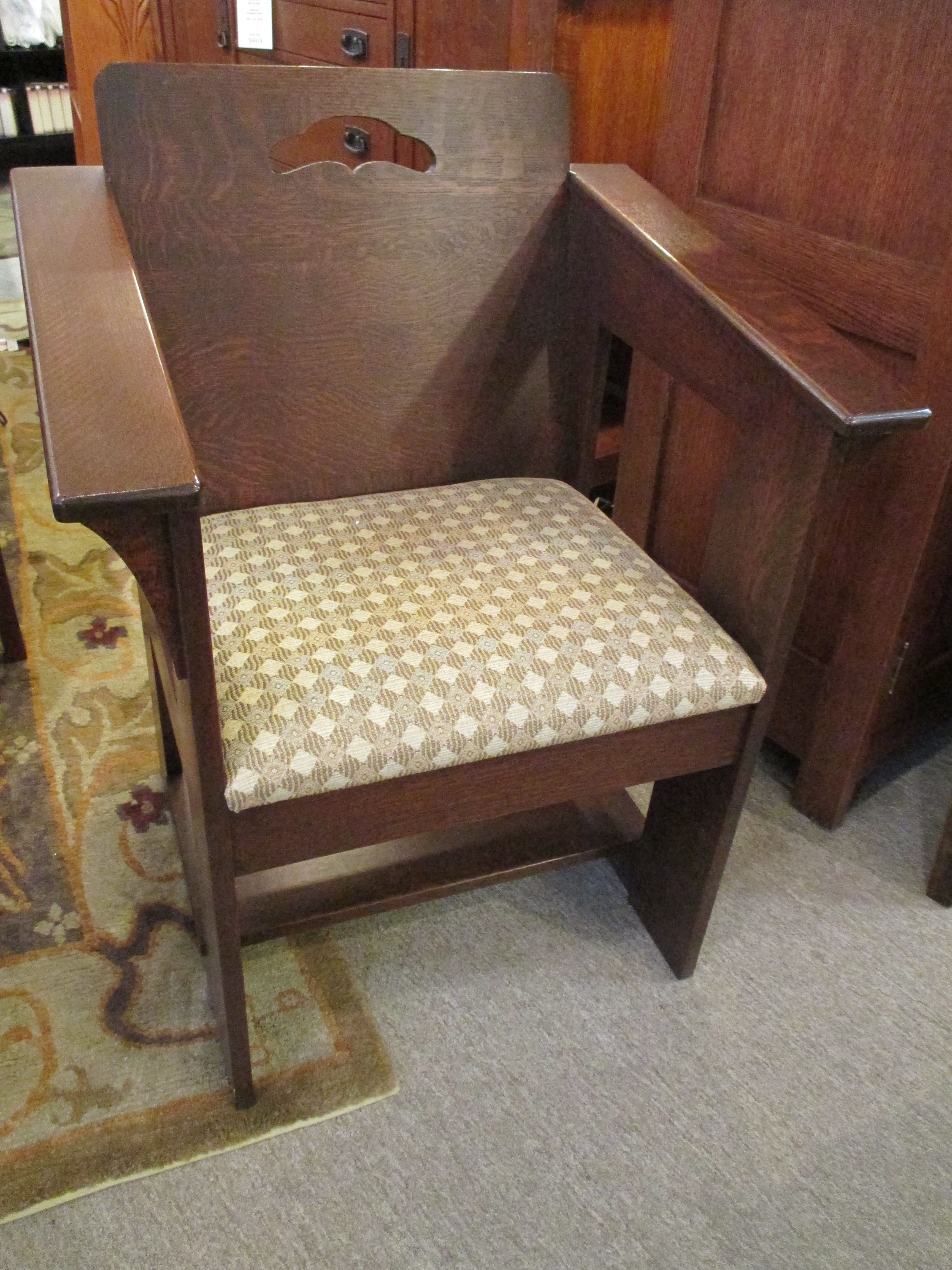 Limbert Café Chair from Stickley!  Furniture, Cafe chairs, Home decor