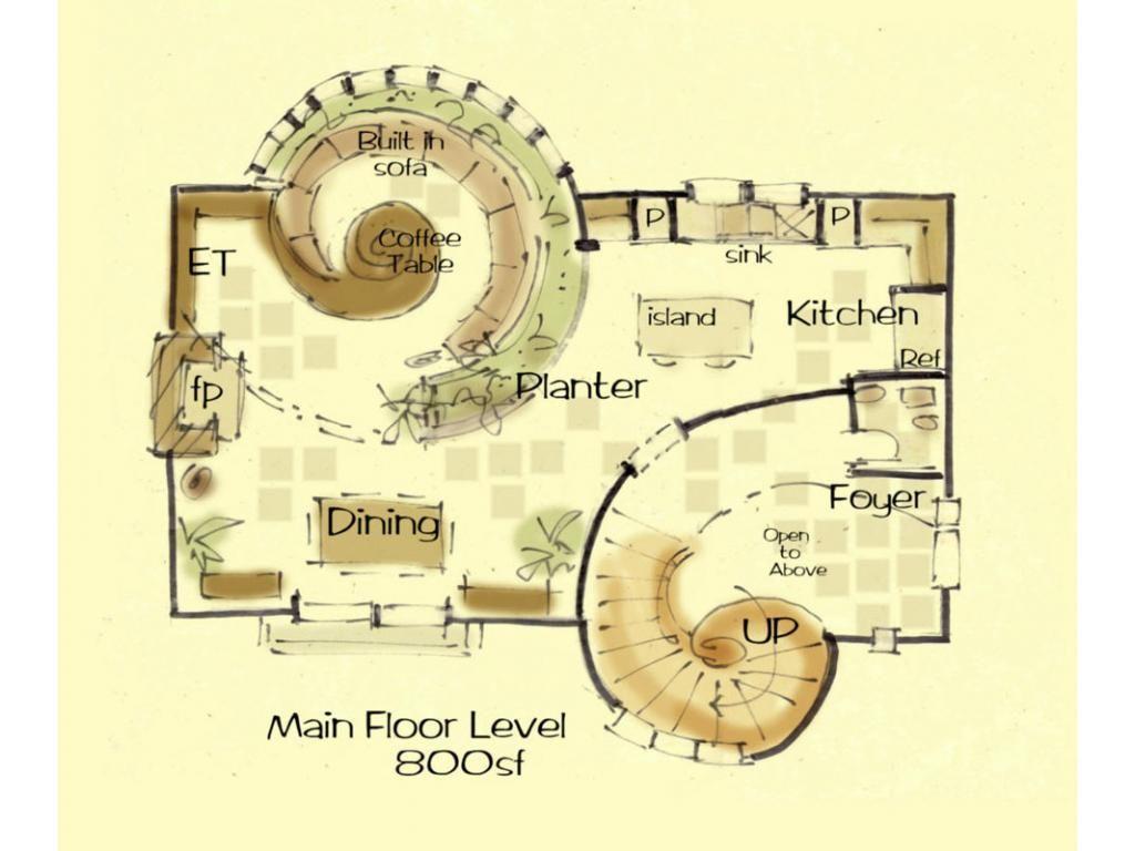 P 13204 44 2817 Castle House Plan Fibonacci Floor Plan A Jpg 1 024 768 Pixels Cob House Plans Castle House Plans Cob House