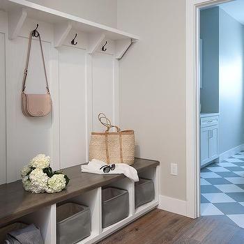 Coat Rack Wall Small Spaces Hallways
