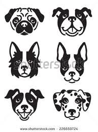 Image Result For Border Collie Silhouette Tattoos Dog Icon Dog Stencil Dog Silhouette