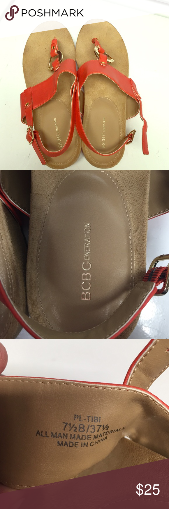 Like new bcbg Sandals So sexy you will have everyone asking U where u got these hot Sandals!!! BCBG Shoes Sandals