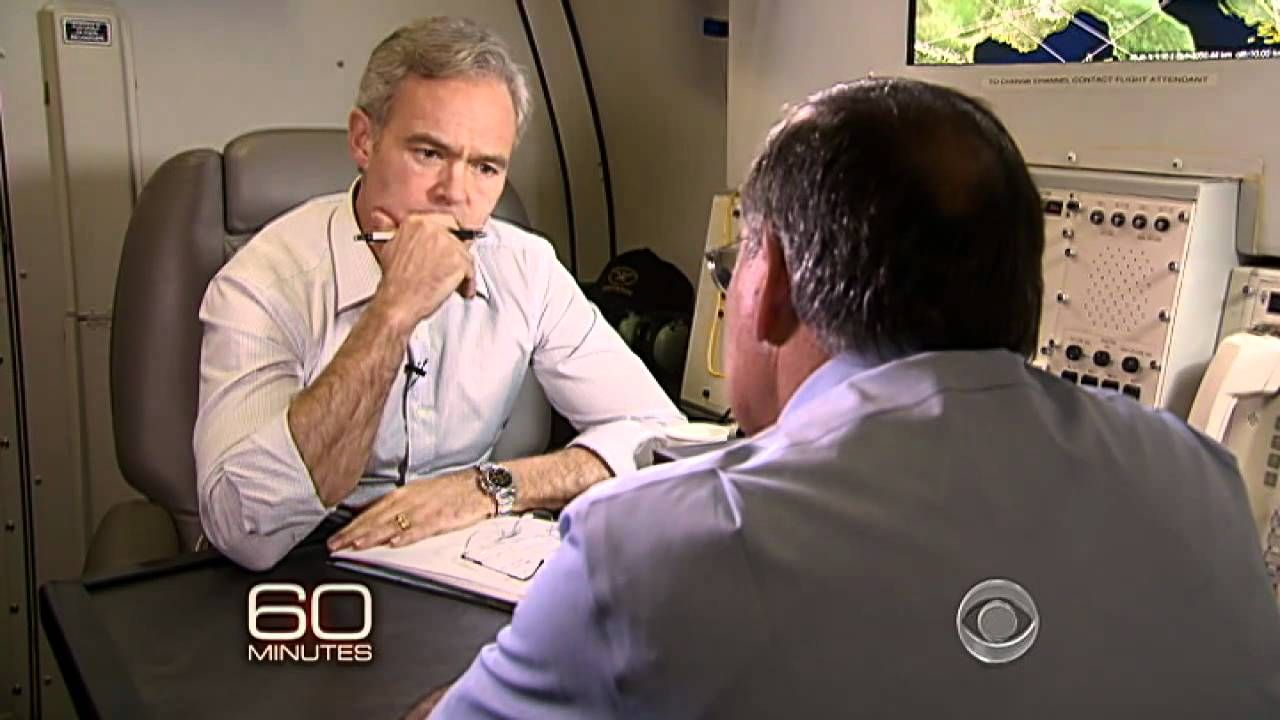 CBS Evening News Leon on America's cyber war