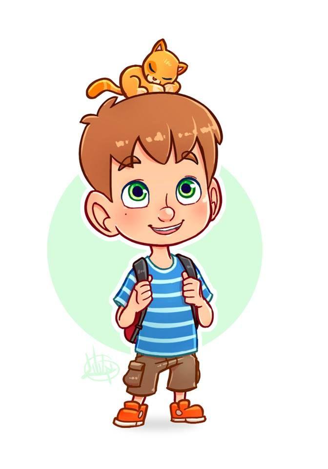 Google Image Result For Http Getdrawings Com Image Little Boy Cartoon Drawing 53 Jpg In 2020 Boy Cartoon Drawing Cute Cartoon Boy Cartoon Character Design