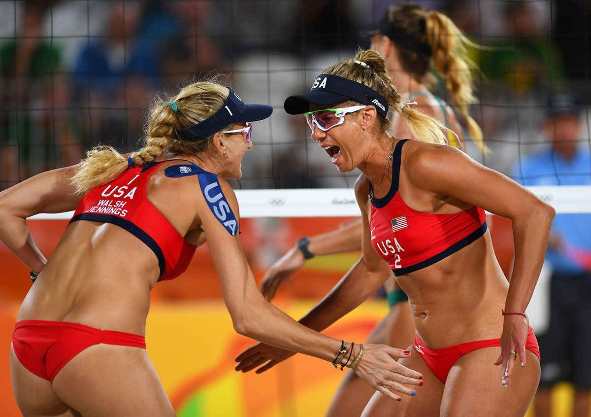 Usa Women S Beach Volleyball Olympics 2016