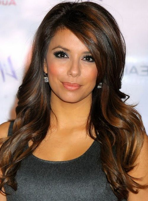 Best Hair Colors For Olive Skin And Dark Brown Eyes Hair Color