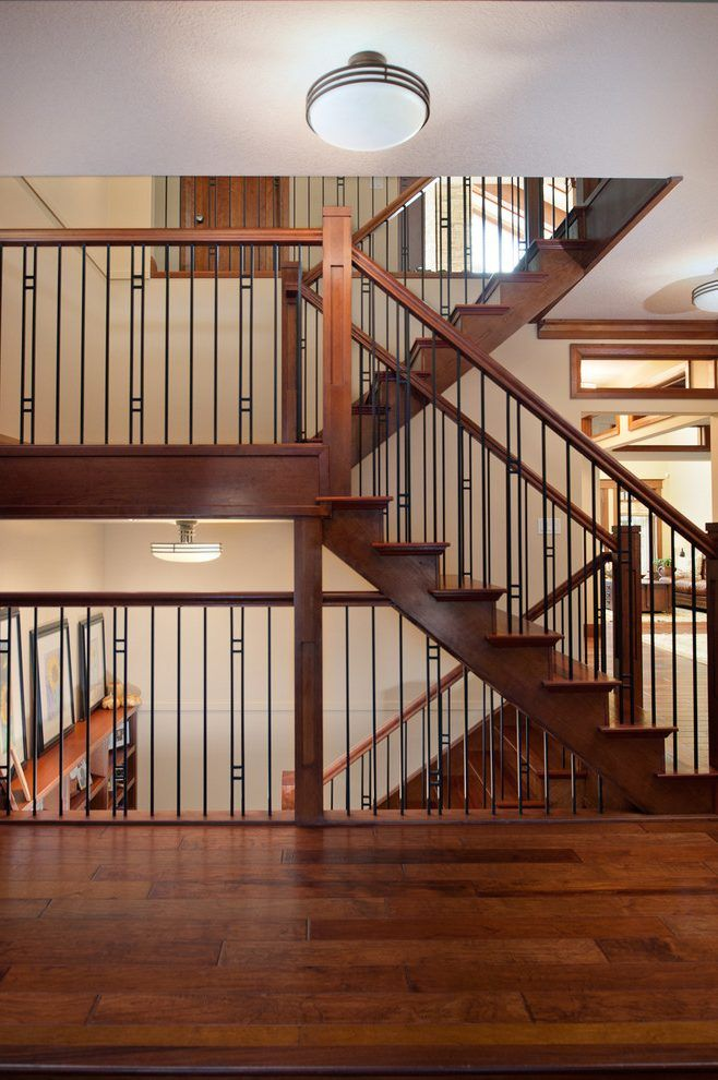 Best Image Result For Mission Style Iron Stair Railings 400 x 300