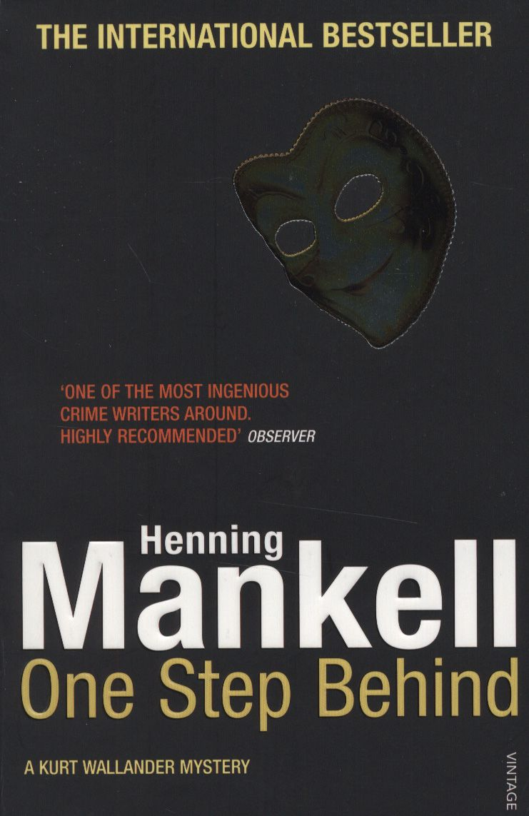 Henning Mankell One Step Behind Midzomermoord Literary Novels