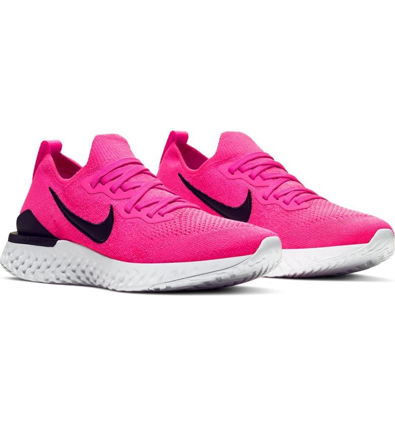 Nike Epic React Flyknit 2 Running Shoe (Women in 2020