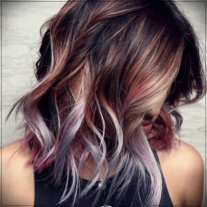 Summer Hair Color 2019 The Trendy Colors For The Summer In 2020