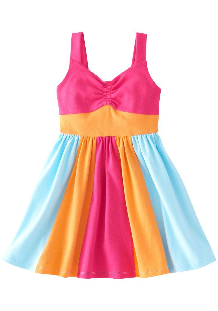 Fun summer dress for a little girl summer fashion pinterest
