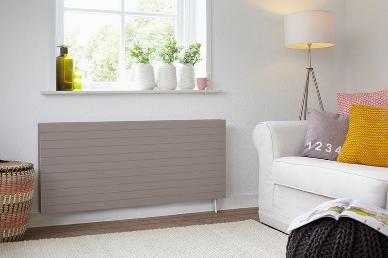 heizk rperverkleidung hier im typ groove mit. Black Bedroom Furniture Sets. Home Design Ideas