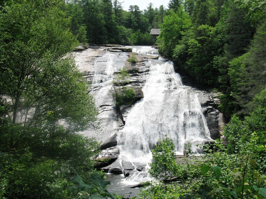 Photo Essay: 11 Wonderous Waterfalls of the Western Carolinas ...
