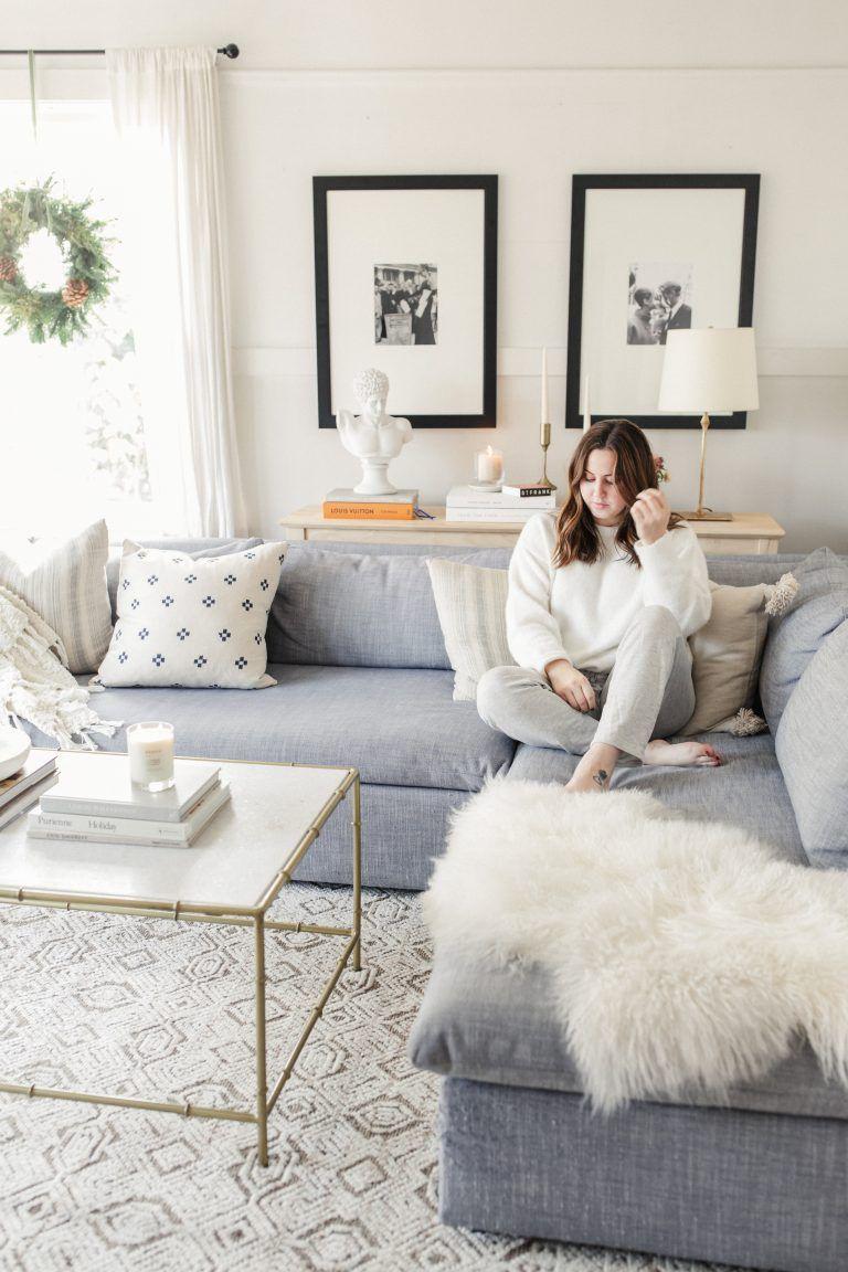 Best Winter Loungewear Harlowe James Winter Living Room Living Room Decor Living Room Inspiration #winter #living #room #ideas