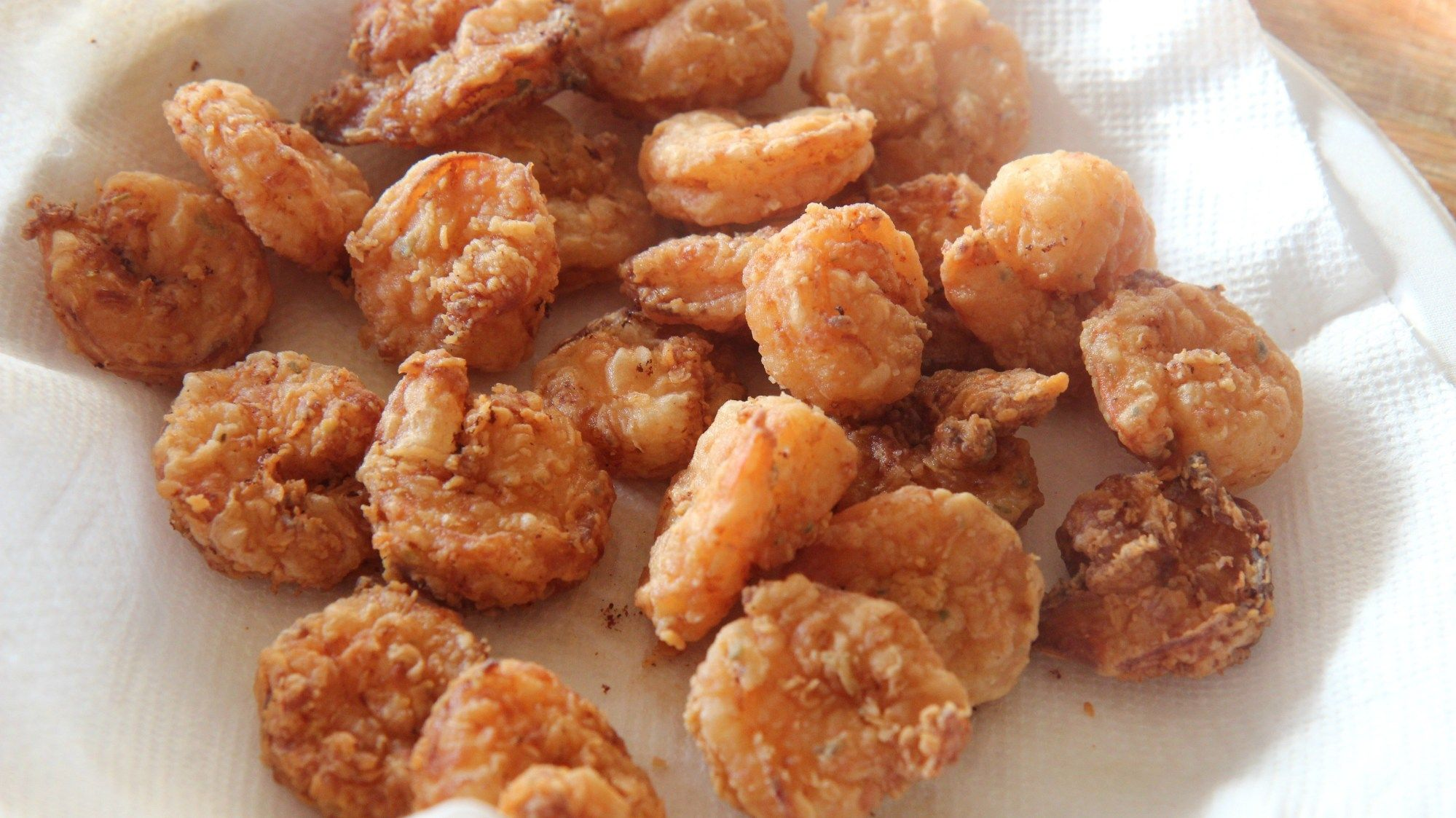 Buffalo Shrimp (Crispy)