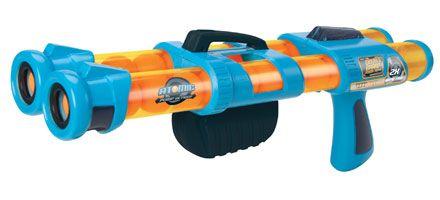 Atomic Popper Double Barrell Double Barrel Cool Toys Popper