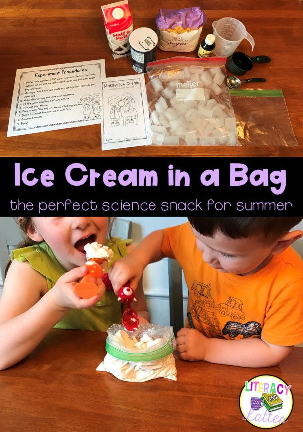Photo of How to Make Ice Cream in a Bag