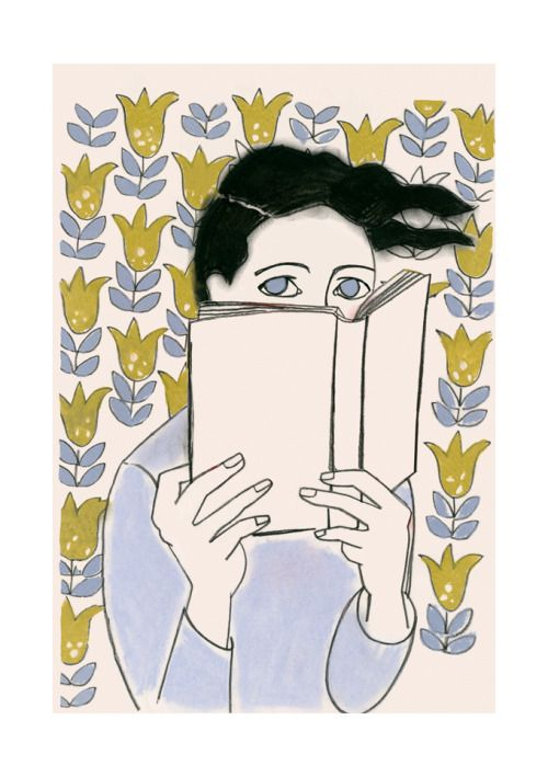 "matou-en-peluche: ""Reading Books - Matou en Peluche """