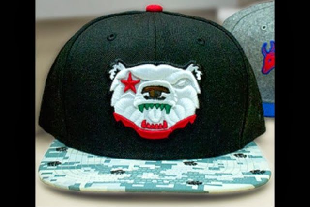 California Bear Flag Baseball Cap | Bear Flag Museum