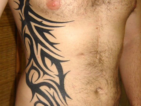 Tribal hip tattoos for guys google search for me for Pelvic tattoos for guys