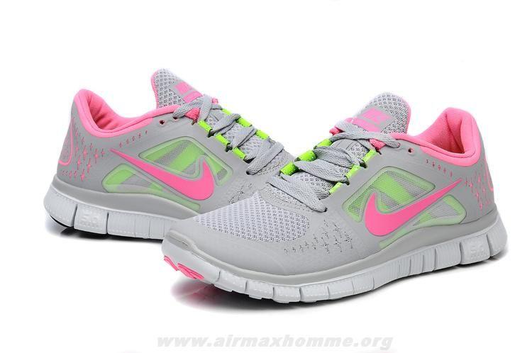 half off b4f67 54878 ... canada nike free run 3 510643 022 gris rose electric vert femmes 206b2  1eda7