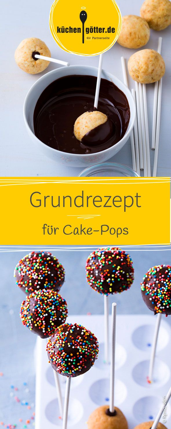 cake pops grundrezept rezept grundrezepte. Black Bedroom Furniture Sets. Home Design Ideas