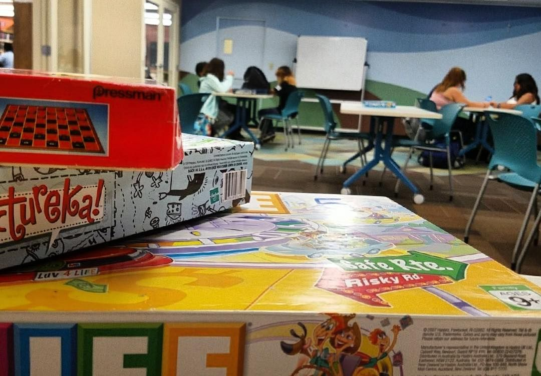 Pin by LA County Library on Instagram Family game night