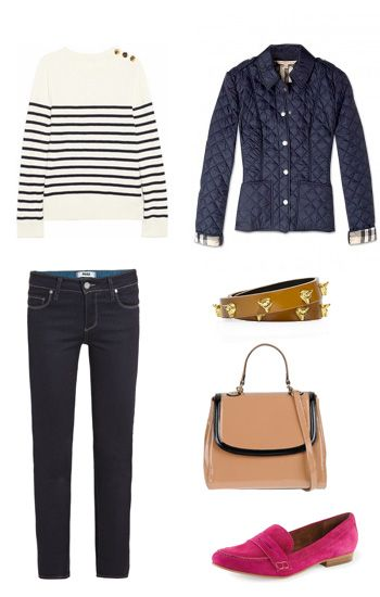 Outfitted for Fall