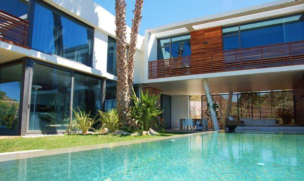 Villa de luxe espagne costa blanca villa design villa moderne