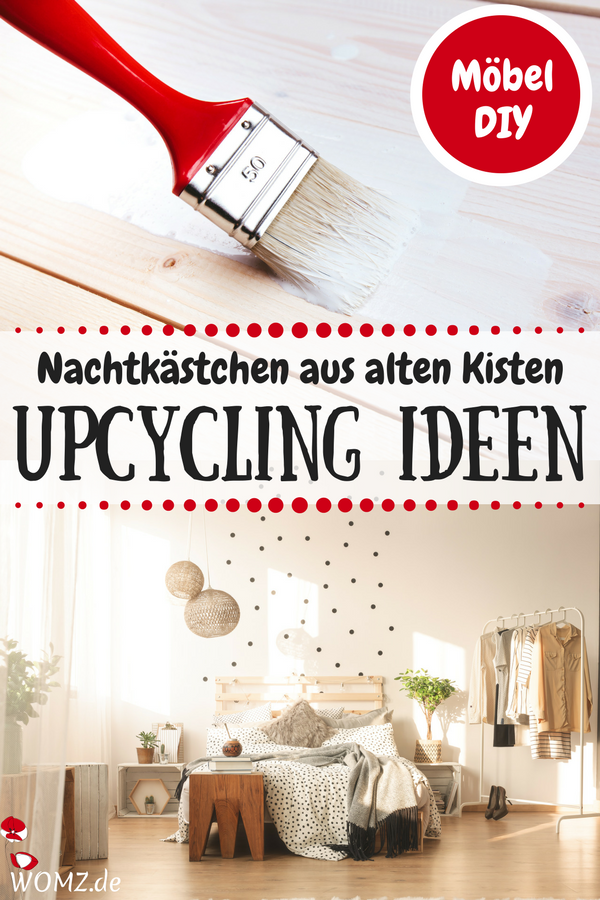diy m bel upcycling ideen aus alten holz bzw obst kis ten diy tutorials auf deutsch. Black Bedroom Furniture Sets. Home Design Ideas