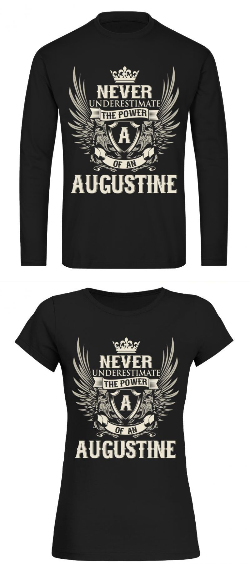 Design Your Own T Shirt With Augustine Augustine Add Augustine On T