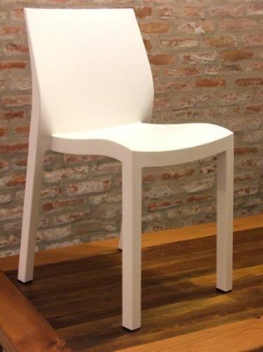 Envio gratis sillas plasticas reforzada dise o y for Sillas plasticas comedor