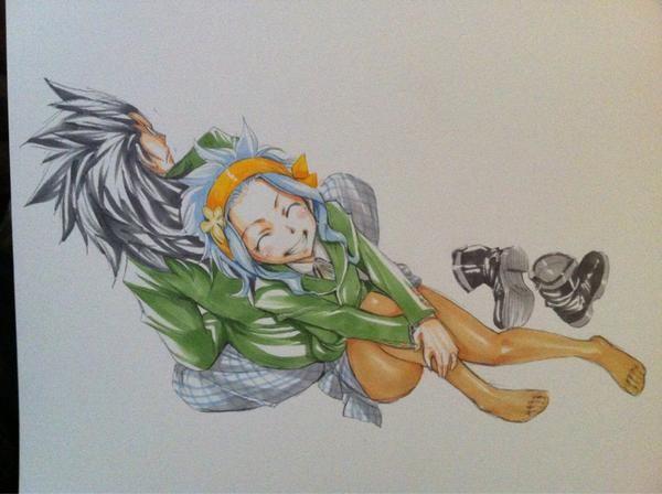 Blog utilisateur:Ludo2776/Dessins de Mashima - Fairy Tail Wiki