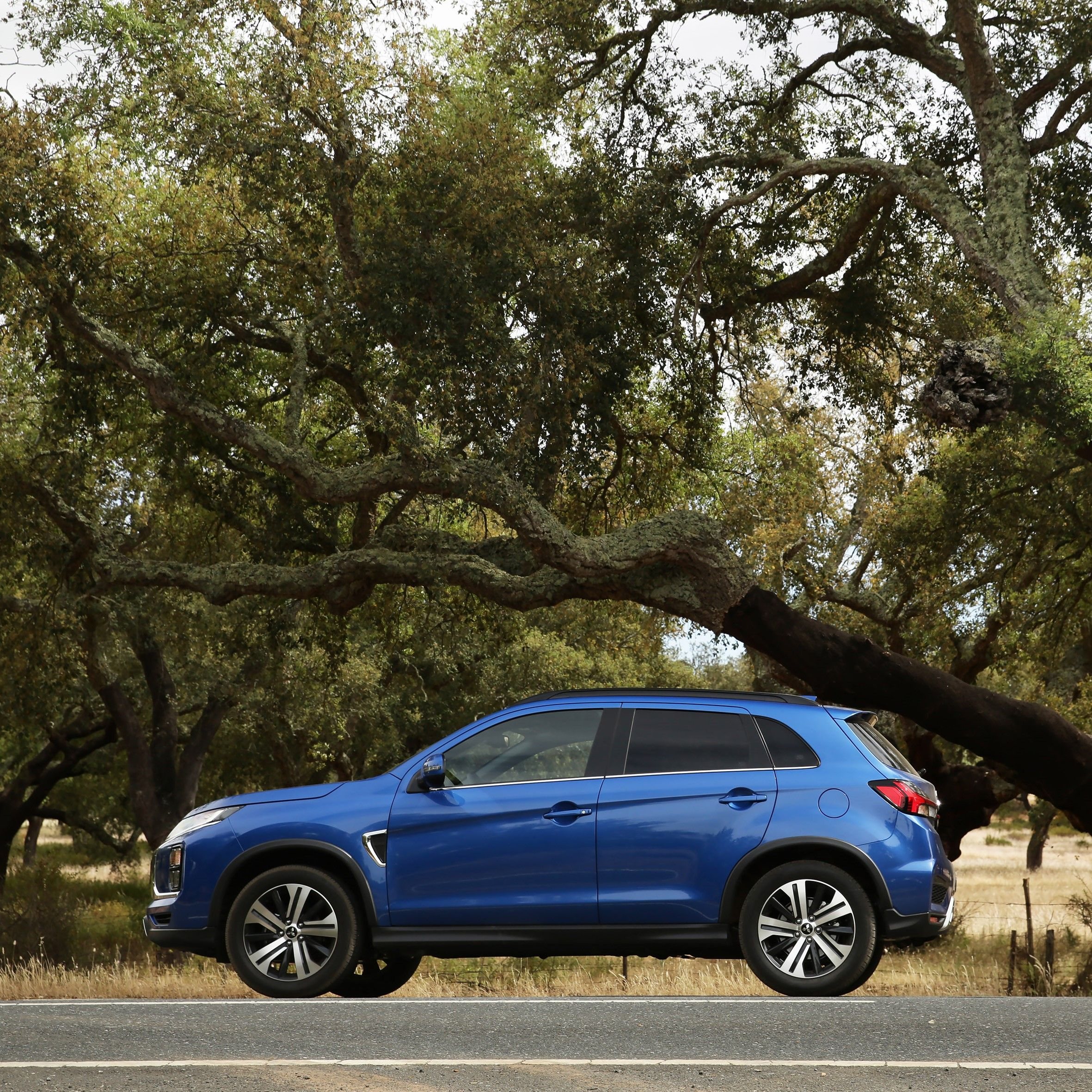 Mitsubishi Asx 4wd: With 4WD The New #ASX Is Prepared For Any Adventure You