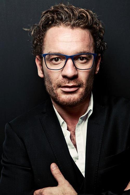 c28fe8c6ff4fb Jacob Kilsgaard - wearing blue color frames  glasses  eyewear